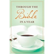 Through the Bible in a Year (Pack of 25), Paperback/Good News Publishers