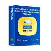 Módulo de Pagamento OnLine Komerci RedeCard Web Service Bandeiras MasterCard, Diners Club e Visa