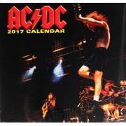 Calendar pentru 2017 - AC/DC - C15002