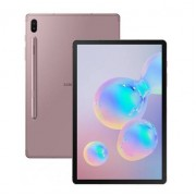 "Samsung Tablet Samsung Galaxy Tab S6 Sm T865 10.5"" Super Amoled 256 Gb Rom 8 Gb Ram Octa Core 4g Lte Wifi Bluetooth 13 + 5 Mp Android Refurbished Rose Blush / Rosa"