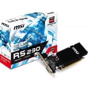 Grafička kartica AMD Radeon R5 230 MSI 1GB DDR3, VGA D-sub/HDMI/DVI/R5 230 1GD3H LP