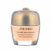 Shiseido FUTURE SOLUTION LX total radiance foundation #4-rose