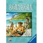 Joc Bora Bora.Calatoreste de-a lungul insulei construieste colibe
