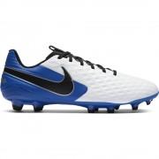 Nike Tiempo Legend 8 Academy FG/MG White Royal - Wit - Size: 45