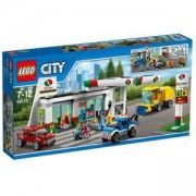 Конструктор ЛЕГО СИТИ - Автосервиз, LEGO City, 60132