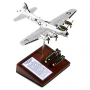 Mastercraft Collection Planes and Weapons Series Boeing B-17G FLYING FORTRESS Model Scale 1 100