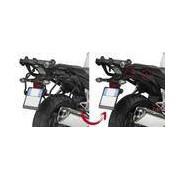 GIVI PLXR359 Pannier Holder - V35 MONOKEY® SIDE - Release