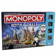Joc de Societate Monopoly Here and Now editie globala B2348