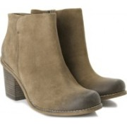 Clarks Marble Cool Women Boots(Brown)