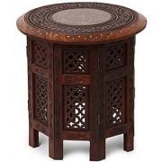 Shilpi Sheesham Wooden Foldable Table