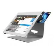 """Compulocks Nollie Multimedia Stand White Tablet Soporte para Equipo Multimedia (Multimedia Stand, White, Aluminium, Tablet, 20.1 cm (7.9""""), iPad Mini)"""