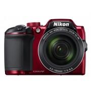 Nikon Coolpix b500 Rossa Garanzia Italia