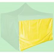 Bočná plachta 3m - hexagon, Žltá