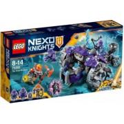 LEGO NEXO KNIGHTS - CEI TREI FRATO 70350