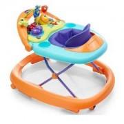 Бебешка проходилка Chicco Gear Walky Talky, Orange Wave, 2522145