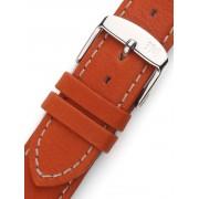 Curea de ceas Morellato A01U3821712042CR18 orangenes Uhren18mm