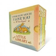 Guess How Much I Love You Little Library, Hardcover/Sam McBratney