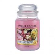 Yankee Candle Fresh Cut Roses 623 g unisex