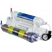 FS201-DI akvárium RO víztisztító haladó szett