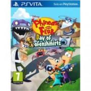 Phineas and Ferb: Day of Doofenshmirtz, за PSVITA