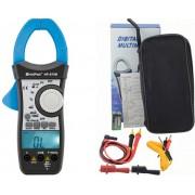 HOLDPEAK 870B Digitális lakatfogó VDC VAC AAC ellenállás kapacitás hőmérséklet.