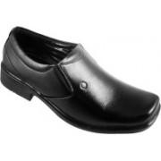 Action Fashion Line Slip On Shoes For Men(Black)