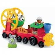 Toy / Game Super Fisher Price Little People Zoo Talkers Animal Sounds Zoo Train For Fun Sound Effects And Music