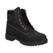 Darkwood Oak II Lace Up Boot - Black - Size: 7