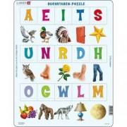 Puzzle Primele Cuvinte in Limba Germana 15 piese Larsen LRLS2-DE B39016967