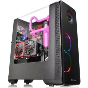 Carcasa PC Thermaltake View 28 RGB Riing Edition (CA-1H2-00M1WN-01) , Turnul Midi , Micro ATX , Mini ITX, ATX