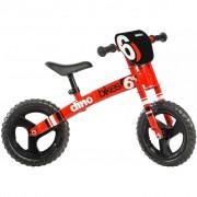 Dino Bikes Balance Bike Runner Red DINO356003
