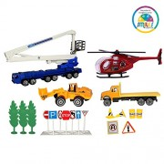 Smiles Creation Road Rescue Toy for Your Smart Kids (Set of 20)