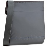 Мъжка чантичка CALVIN KLEIN BLACK LABEL - Logan 2.0 Flat Crossover K50K502044 020