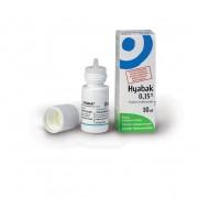 Hyabak oogdruppels 0,15%
