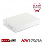 DVR HDTVI CU 16 CANALE HIKVISION TURBO HD 3.0 DS-7116HQHI-F1/N