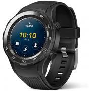 Smartwatch Huawei W2 carbon black sport strap