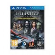 Joc Injustice Gods Among Us Ultimate Edition Ps Vita