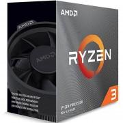 Procesador AMD RYZEN 3 3100 3.6 GHz 4 Core AM4 100-100000284BOX