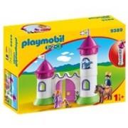 Playmobil 9389 Playmobil Slott med staplingsbart torn