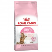 2x3,5kg Sterilised Royal Canin Kitten ração para gatos