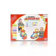 SAVVYSTREET KIDS - BABY TRAIN, PUSH AND PULL, SIT TO STAND LEARNING WALKER WITH FUN INTERACTIVE FEATURES AND SOUNDS. Just in Time for Christmas!!!