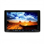 "Auna Авто ДВД плейар7"" TFTTOuchscreen LCD Display (TC4-DVA72BT)"