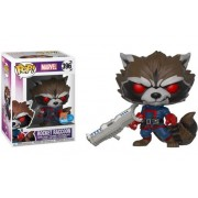 Marvel Guardians of the Galaxy Funko POP! Marvel Rocket Raccoon