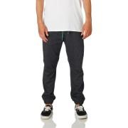 Fox Lateral Pantalones Negro XL
