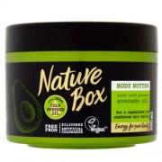 Nature Box Unt natural de unt de Avocado Oil ( Body Butter) 200 ml