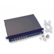 NET ACC ENCLOSURE 1U 12LC/BLACK 1671000-8 AMP BY TE