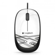 Mouse Logitech M105 Blanco