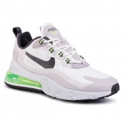 Обувки NIKE - Air Max 270 React CI3866 100 Summit White/Electric Green
