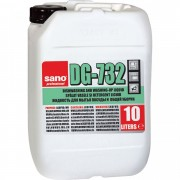 Detergent lichid spumant pentru vase, 10 L, SANO DG 732 SAN 24
