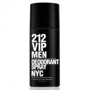 Carolina Herrera 212 Vip Deodorant Spray 150 Ml